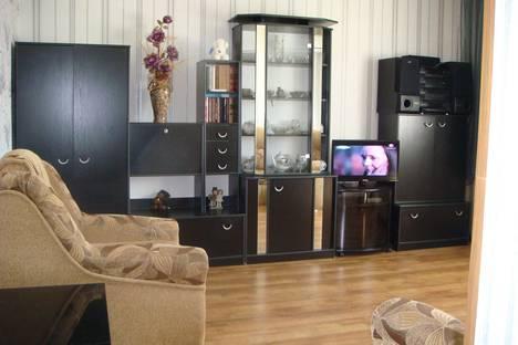 Сдается 1-комнатная квартира посуточно в Евпатории, Пр. Ленина 52.