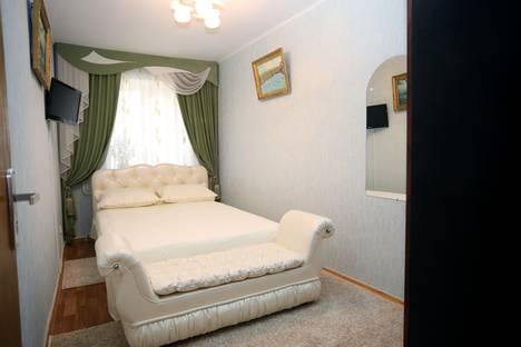 Сдается 3-комнатная квартира посуточно в Евпатории, ул. Интернациональная, 117.