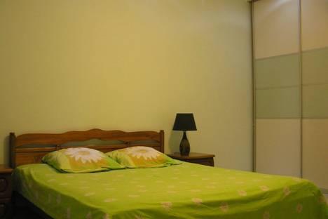 Сдается 2-комнатная квартира посуточнов Мирном, Московская 22-Г.