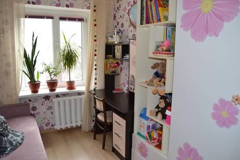 Сдается 2-комнатная квартира посуточнов Мирном, Советская 5.