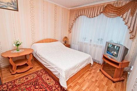 Сдается 1-комнатная квартира посуточнов Феодосии, Куйбышева, 57.