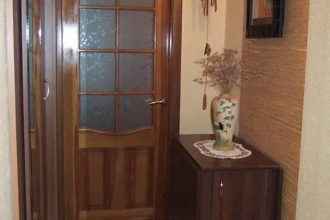 Сдается 2-комнатная квартира посуточнов Приморском, ул.Федько,1.