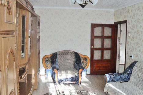 Сдается 3-комнатная квартира посуточно в Феодосии, пер. Шаумяна 3.