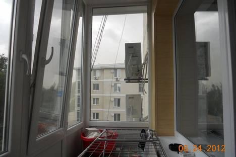 Сдается 2-комнатная квартира посуточно в Саках, Курортная.