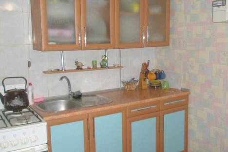 Сдается 1-комнатная квартира посуточно в Саки, Курортная.