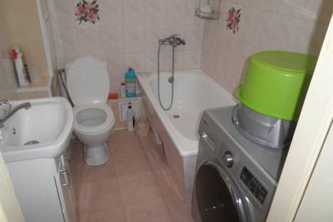 Сдается 1-комнатная квартира посуточно в Алуште, Ялтинская 4.