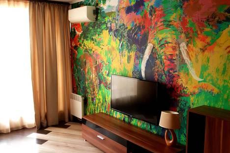 Сдается 2-комнатная квартира посуточно в Алуште, Перекопская 4.