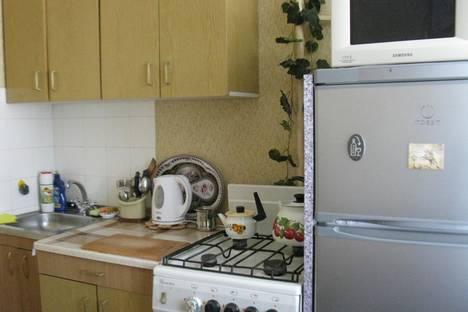 Сдается 1-комнатная квартира посуточно в Алуште, ул Платановая, 4.