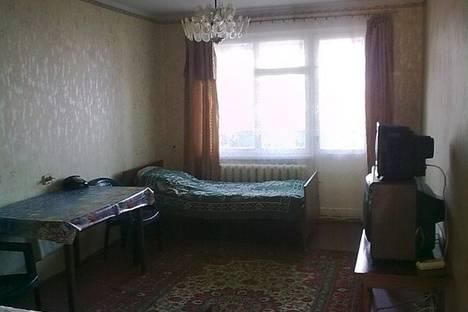 Сдается 1-комнатная квартира посуточнов Малом маяке, пос.Малый Маяк, ул.Морская,9.