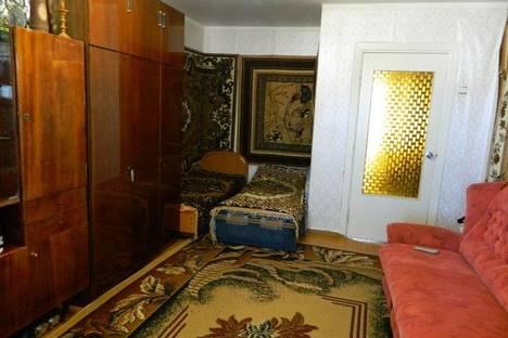 Сдается 1-комнатная квартира посуточно в Судаке, Октябрьская ул. 34.