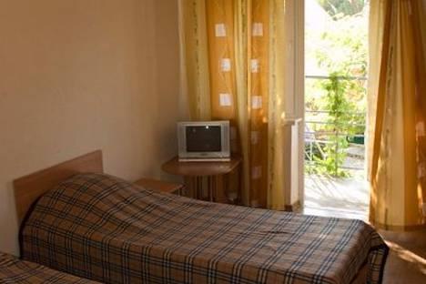 Сдается 5-комнатная квартира посуточно в Евпатории, п.Чернморское, ул. Южная 34 К..