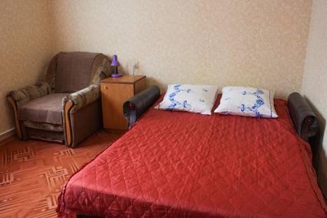 Сдается 1-комнатная квартира посуточнов Мирном, Заводская ул. 40.
