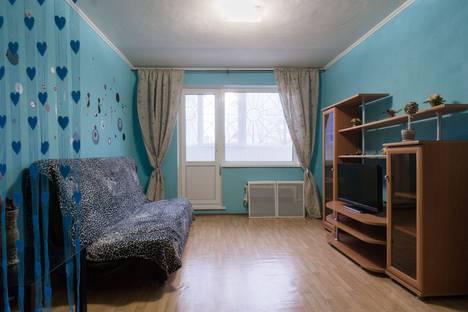 Сдается 1-комнатная квартира посуточнов Екатеринбурге, Тбилисский бульвар, 11.