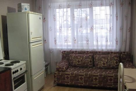 Сдается 1-комнатная квартира посуточнов Тюмени, ул. Холодильная, 116.