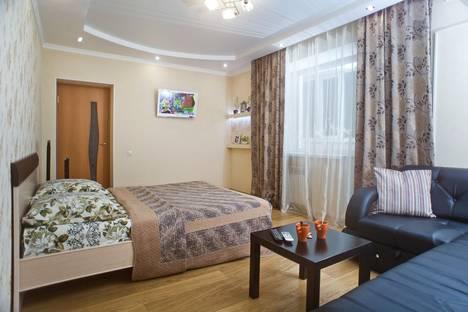Сдается 2-комнатная квартира посуточно, ул. Калинина, 9.