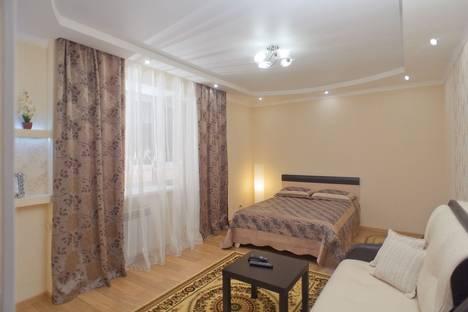 Сдается 2-комнатная квартира посуточно в Пензе, ул. Калинина, 9.