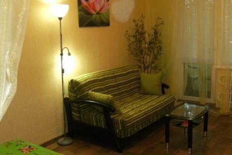 Сдается 1-комнатная квартира посуточно в Харькове, Проспект Людвига Свободы, 31.