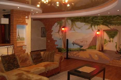 Сдается 3-комнатная квартира посуточно в Бресте, Комсомольская 3.