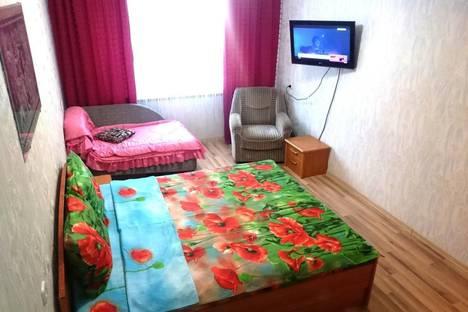 Сдается 1-комнатная квартира посуточно в Бресте, ул. Набережная Франциска Скорины, 40к1.