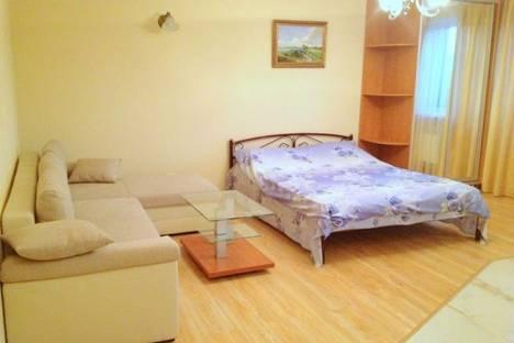 Сдается 1-комнатная квартира посуточно в Донецке, пер. Россини,6.