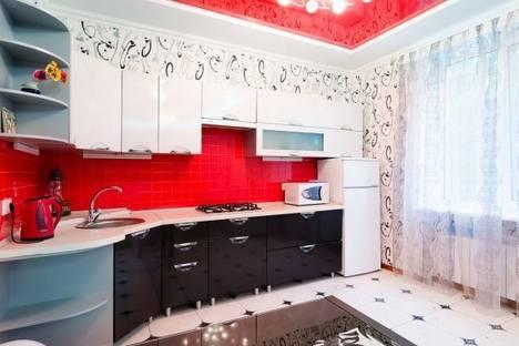 Сдается 2-комнатная квартира посуточно в Донецке, Щорса, 43.
