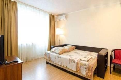 Сдается 1-комнатная квартира посуточно в Донецке, Розы Люксембург, 71.