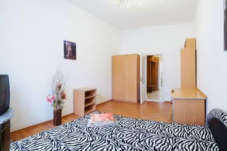 Сдается 1-комнатная квартира посуточно в Львове, Зелёная 41.