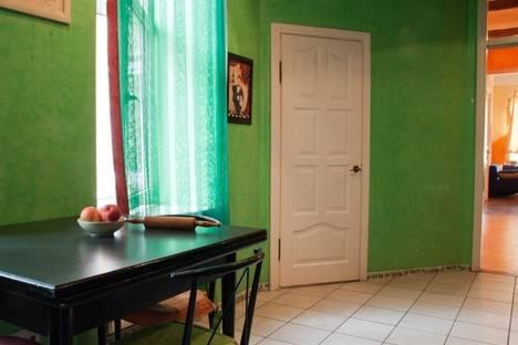 Сдается 3-комнатная квартира посуточно в Львове, Кобылянской 4.