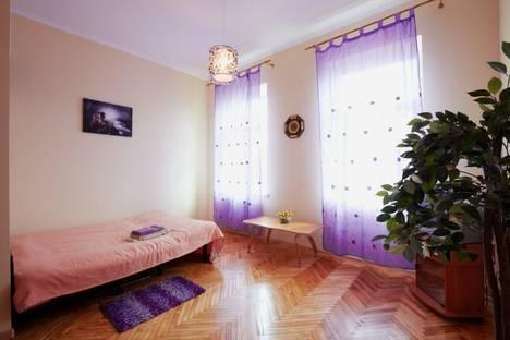 Сдается 1-комнатная квартира посуточно в Львове, Шевченка 18.