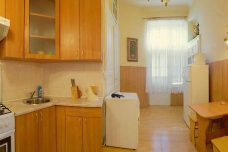 Сдается 1-комнатная квартира посуточно в Львове, Герцена 4.