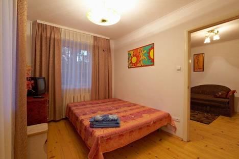 Сдается 1-комнатная квартира посуточно в Львове, Самойленко 36.