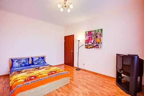 Сдается 2-комнатная квартира посуточнов Екатеринбурге, ул. Трактористов, 4.