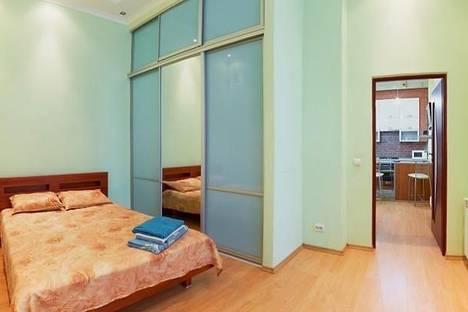 Сдается 1-комнатная квартира посуточно в Львове, Валовая 16.