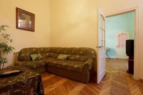 Сдается 2-комнатная квартира посуточно в Львове, Сечевых Стрельцов 4.
