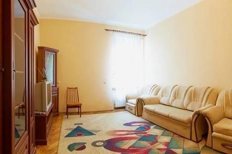 Сдается 2-комнатная квартира посуточно в Львове, Пекарская 17.