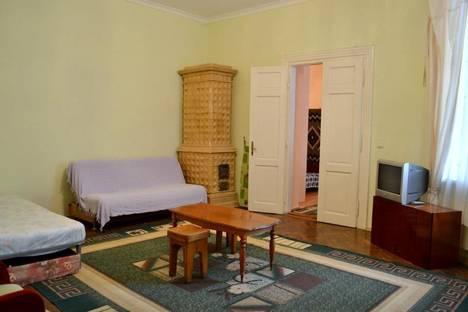 Сдается 2-комнатная квартира посуточно в Львове, Франка, 37.