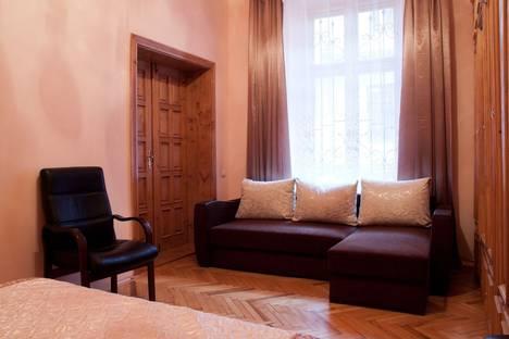 Сдается 1-комнатная квартира посуточно в Львове, ул. Братьев Рогатинцев, 28.