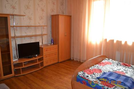 Сдается 1-комнатная квартира посуточно в Абакане, ул. Кирова, 105.