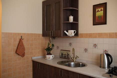 Сдается 1-комнатная квартира посуточно в Львове, ул. Краковская, 34.