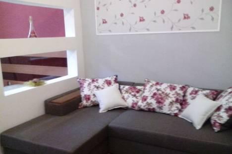 Сдается 1-комнатная квартира посуточно в Львове, ул. Кулиша, 1.