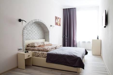 Сдается 1-комнатная квартира посуточно в Львове, ул. Леси Украинки, 21.