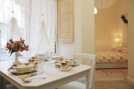 Сдается 1-комнатная квартира посуточно в Львове, пр-кт Свободы, 41.