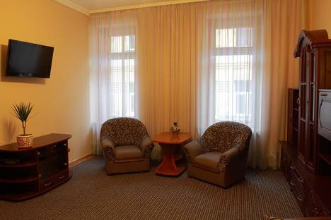 Сдается 2-комнатная квартира посуточно в Львове, пр-кт Свободы, 31.