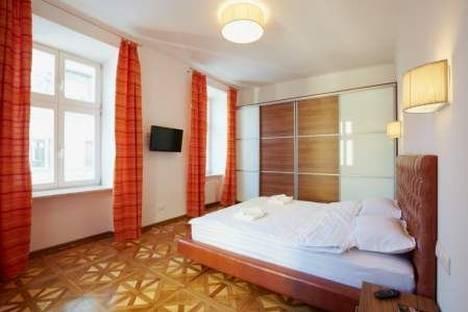 Сдается 2-комнатная квартира посуточно в Львове, Бр. Рогатинцев 4.