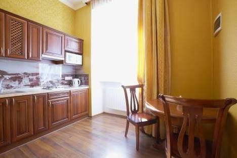 Сдается 1-комнатная квартира посуточно в Львове, Краковская 2.