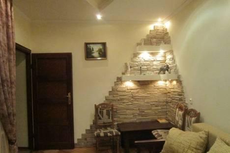 Сдается 1-комнатная квартира посуточно в Львове, пр.Свободы, 5.