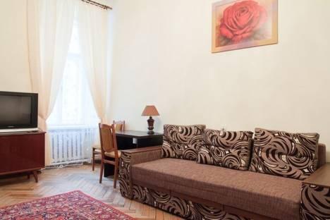Сдается 2-комнатная квартира посуточно в Львове, Ивана Огиенка 20.