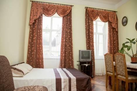 Сдается 2-комнатная квартира посуточно в Львове, ул.Театральная 7.