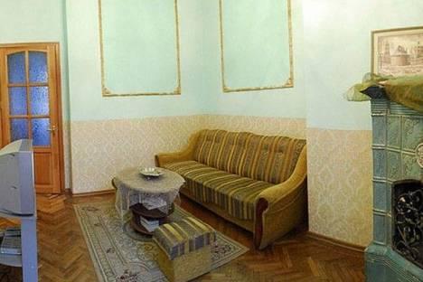 Сдается 2-комнатная квартира посуточно в Львове, Л. Украинки 4.