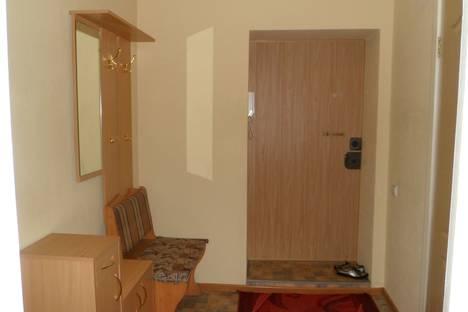 Сдается 1-комнатная квартира посуточно, Жуковского 10.